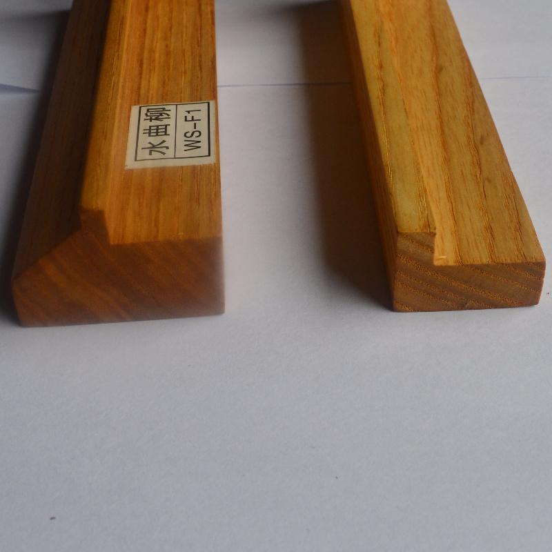 Mukautettu massiivipuusta valmistettu valokuvakehys (Fraxinus mandshurica Rupr)