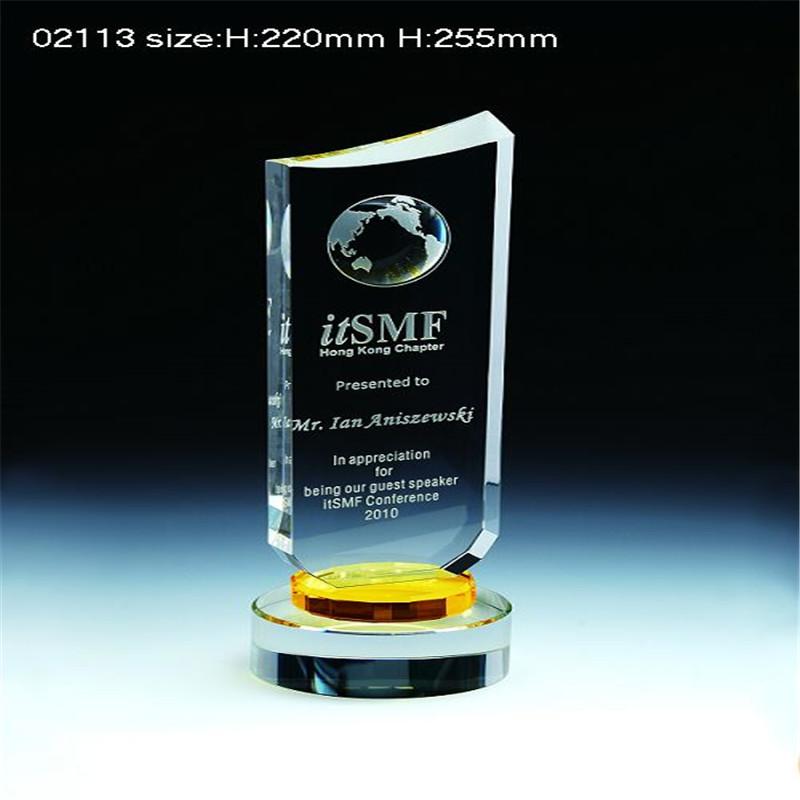 Crystal-palkinto