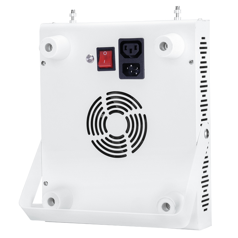 RD500 punainen 660nm ja lähellä infrapuna 850nm kodin valoterapialaitteita, 500 W kannettava LED-terapiavalo iholle ja kipulle