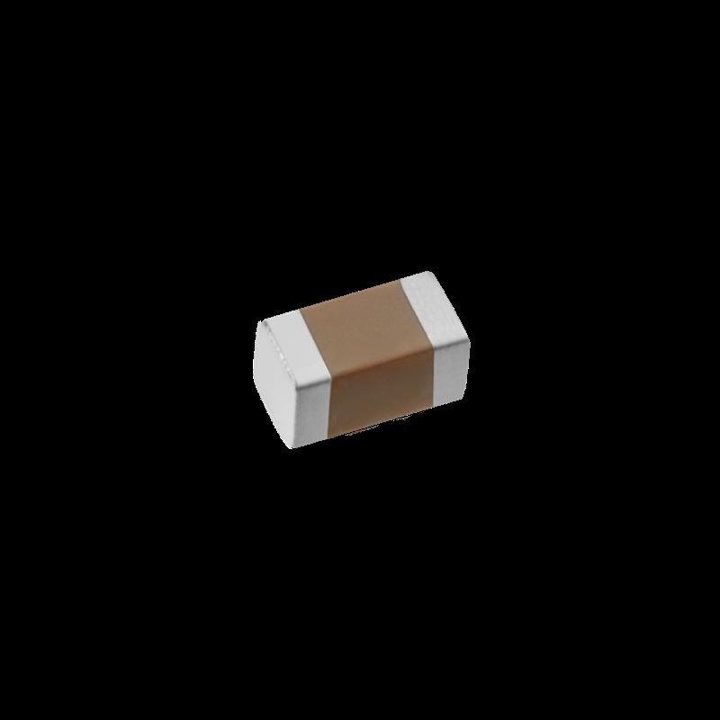 Monikerroksinen keraaminen kondensaattori