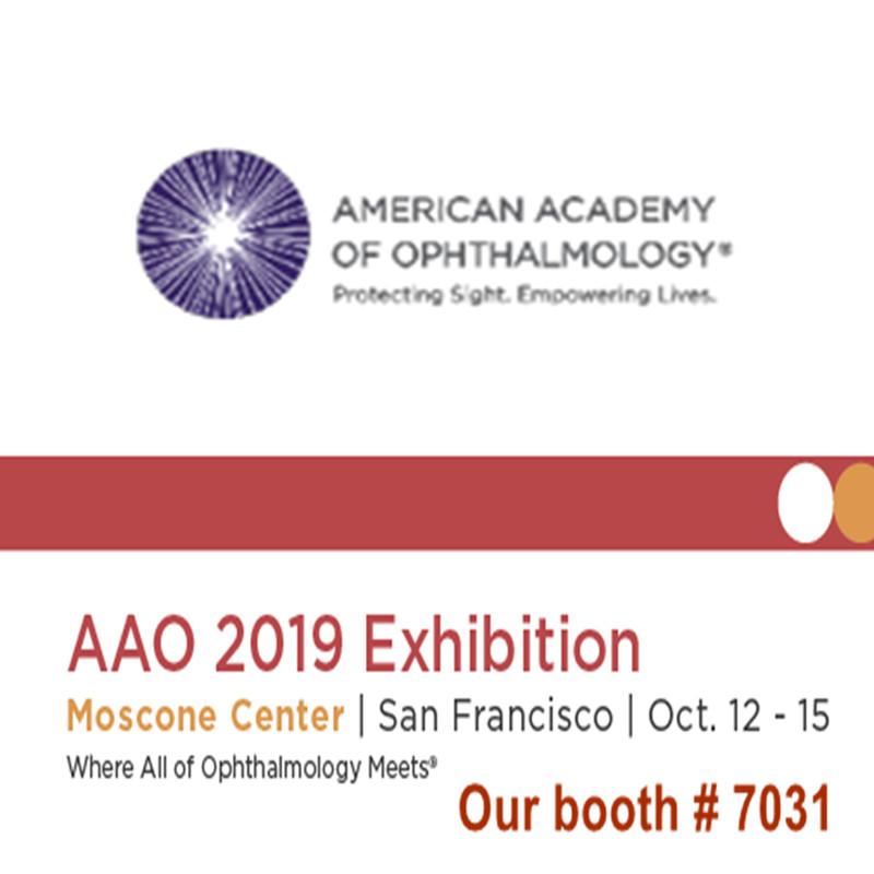 Tervetuloa käymään AAO 2019 -näyttelyssä