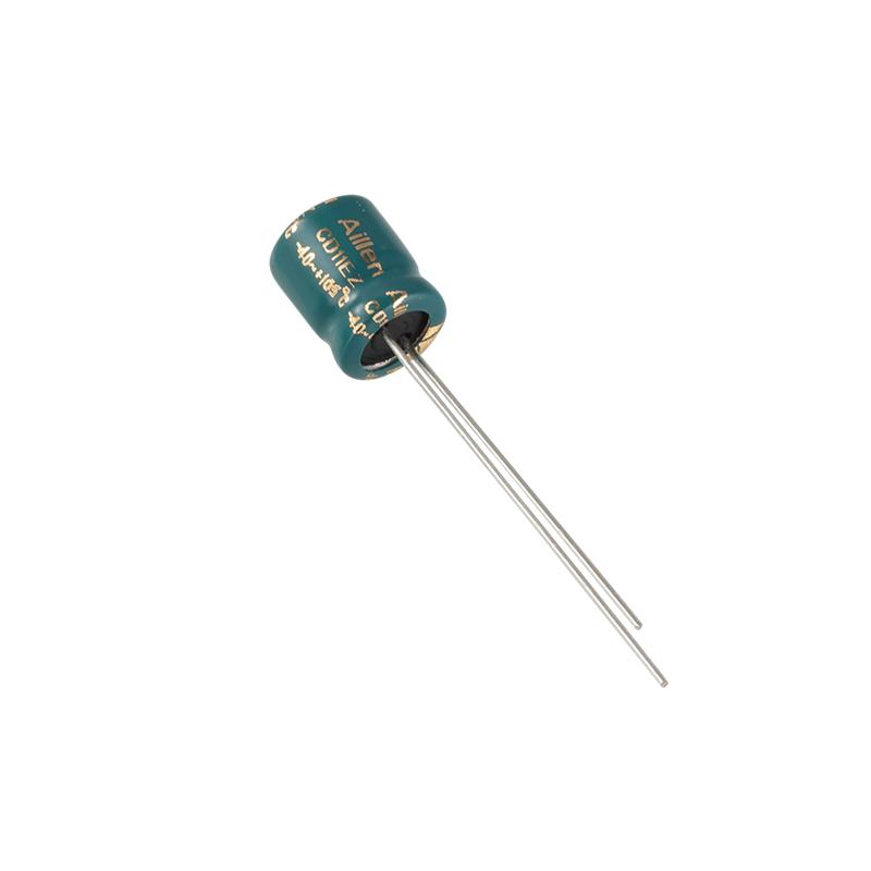 CD11EZ plug-in alumiinielektrolyyttikondensaattori