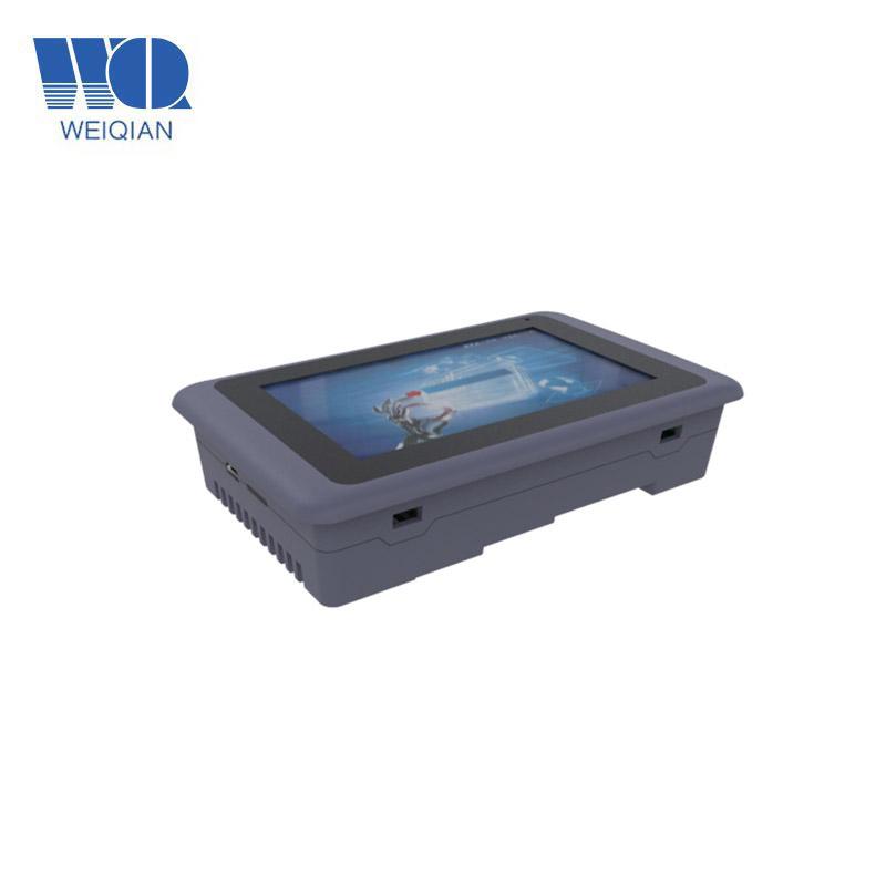 4,3 tuuman kosketusnäyttö Industrial Monitor WinCE Industrial Panel Computer