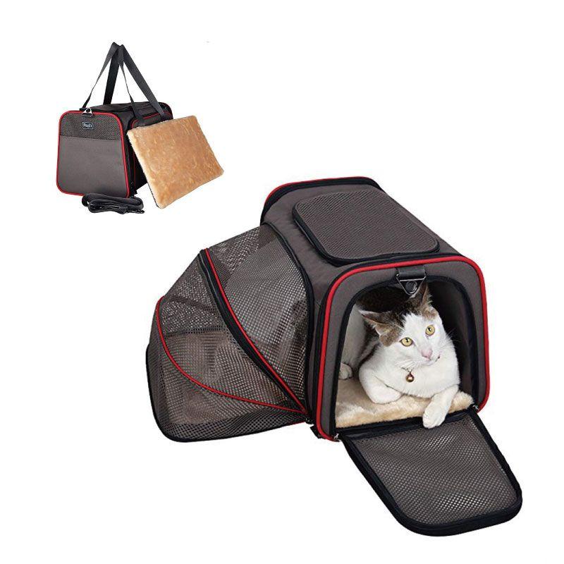 Lentolinja Hyväksytty lemmikkieläinten kuljetuskassi