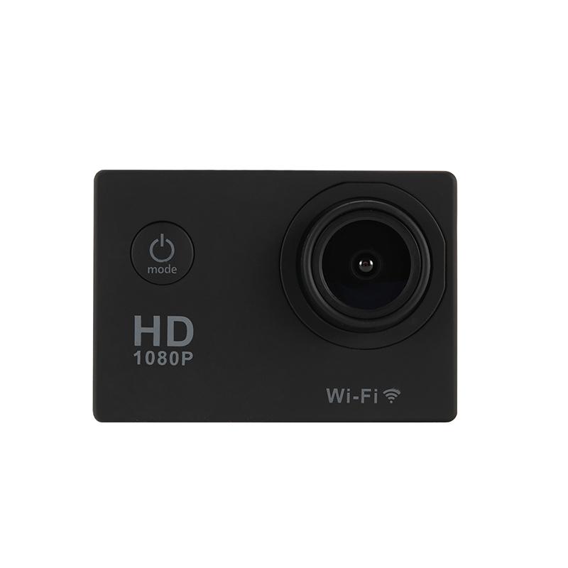Kannettava Wifi FHD-toimintakamera DX1
