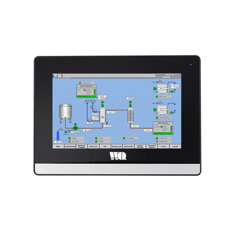 """[""""Weiqian Industrial Tablet PC -sovelluksen käyttö MES-järjestelmässä""""]"""