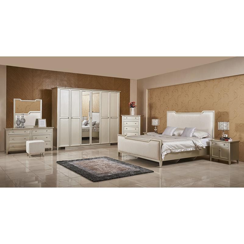Klassinen muotoilu Modernit huonekalut makuuhuoneeseen