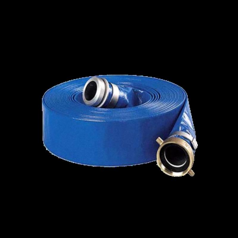 Vuoden 2019 kuuma myynti Maatalouden värikäs kastelu 1-8 tuuman PVC-paneeliletkun vesipumppuletku