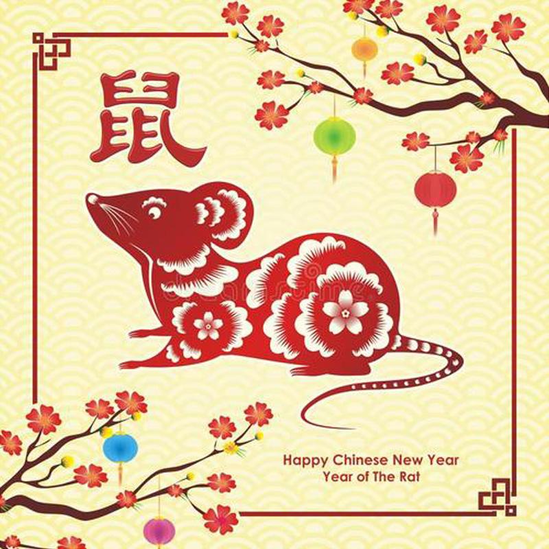 Hyvää kiinalaista uutta vuotta!
