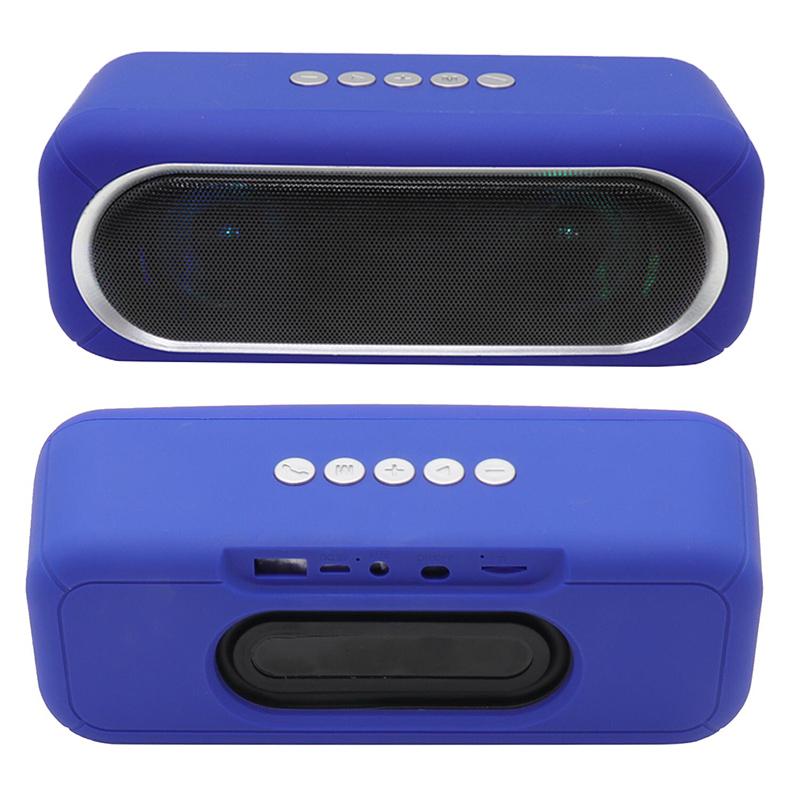 OS-590 Bluetooth-kaiutin välkkyvällä värikkällä valolla