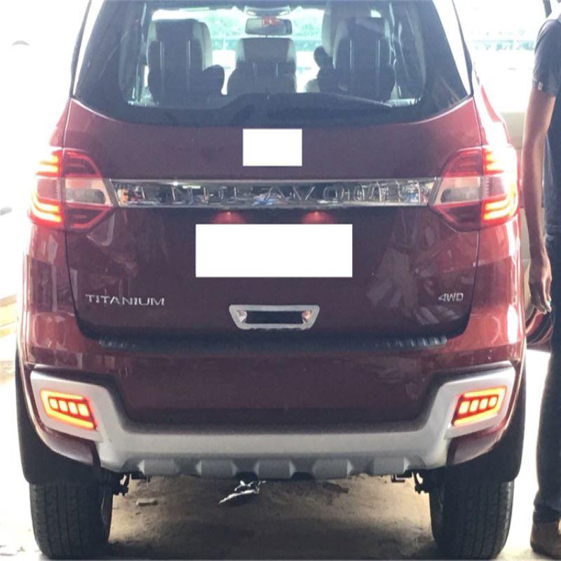 Ford Everest / Ford Endeavor, Ford Everest / Ford Endeavor jarruvalaisimien takapuskurivalot